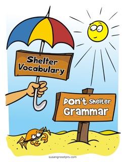 Shelter Vocabulary