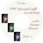 TPR storytelling Workshop with Susan Gross