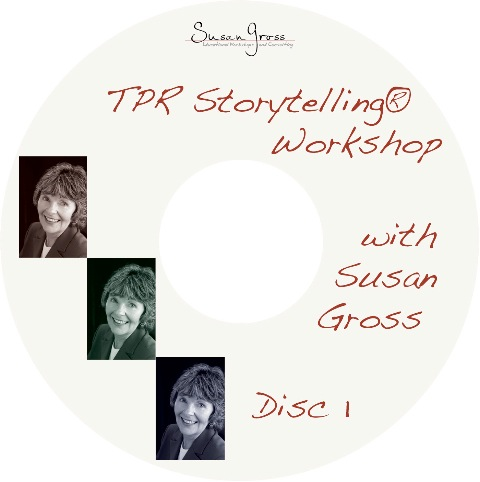 TPRS Workshop with Susie Gross #3