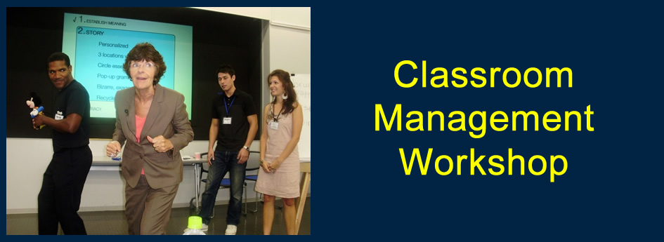 Classroom Management workshop