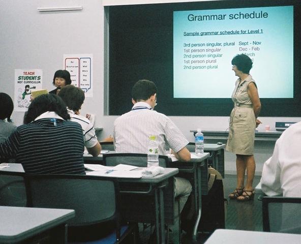 The Level 2 – AP workshop