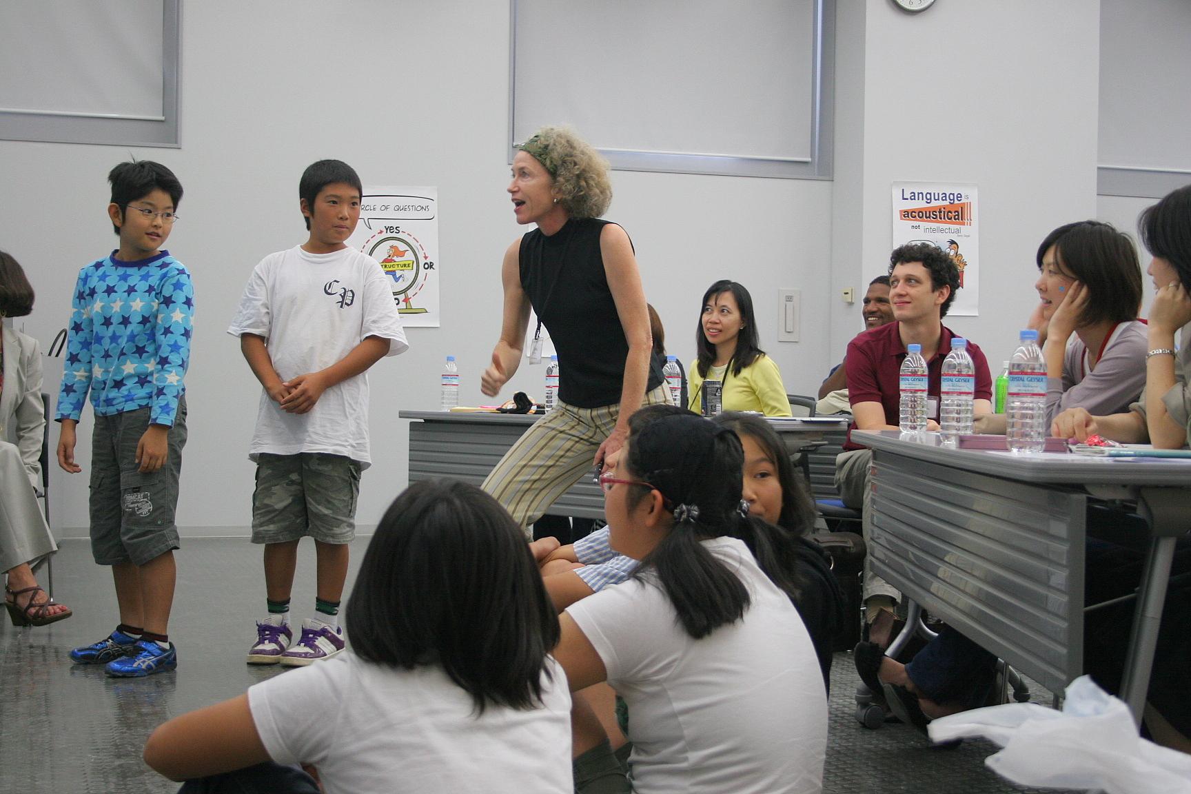 Day One: Shimabara TPRS 2011