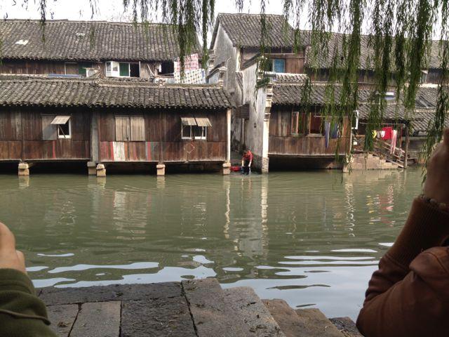 Hangzhou to Yizheng, back to Shanghai